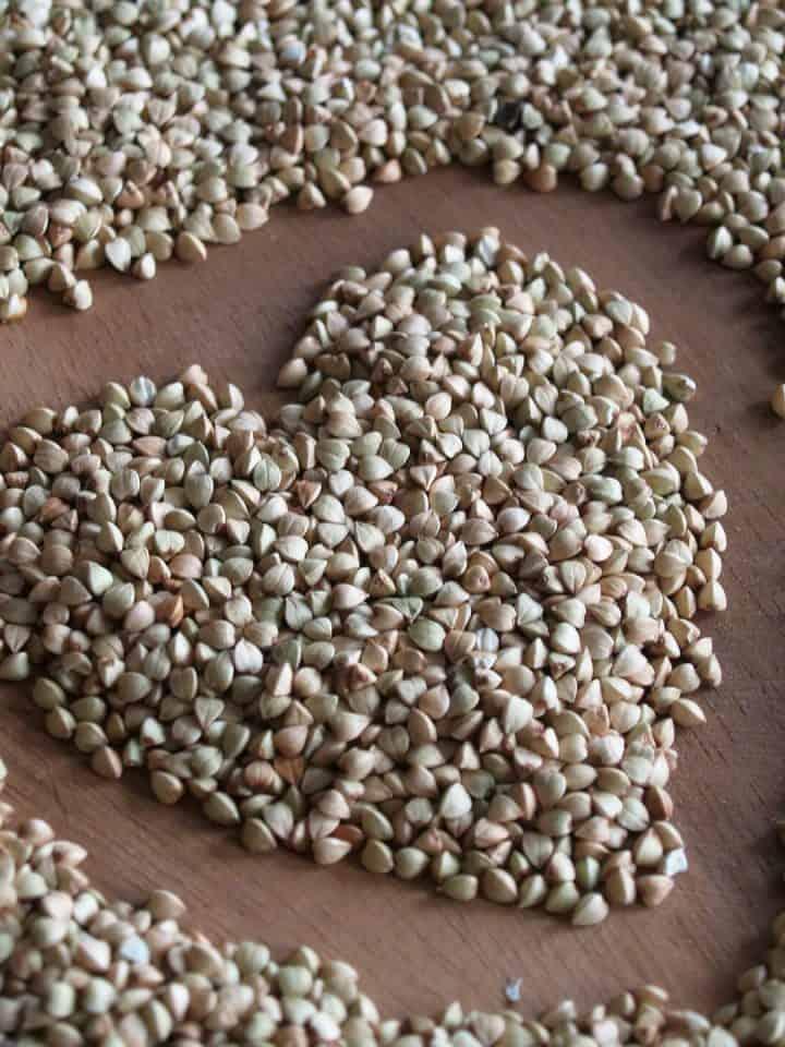 Grains - single biggest source of energy