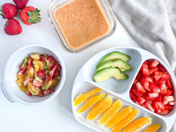 9 month old recipe avocado fruit salad