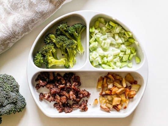 Lamb Cucumber Salad