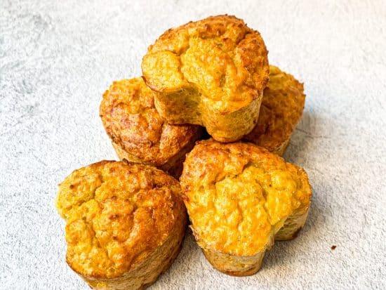 Quinoa Vegetable Muffins 3