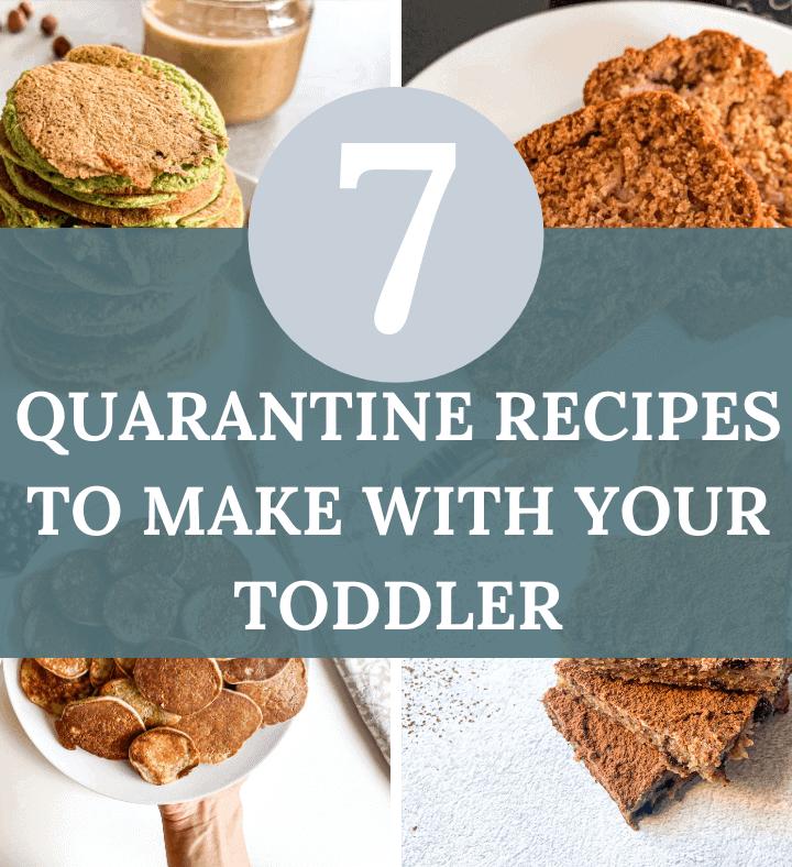 quarantine recipes