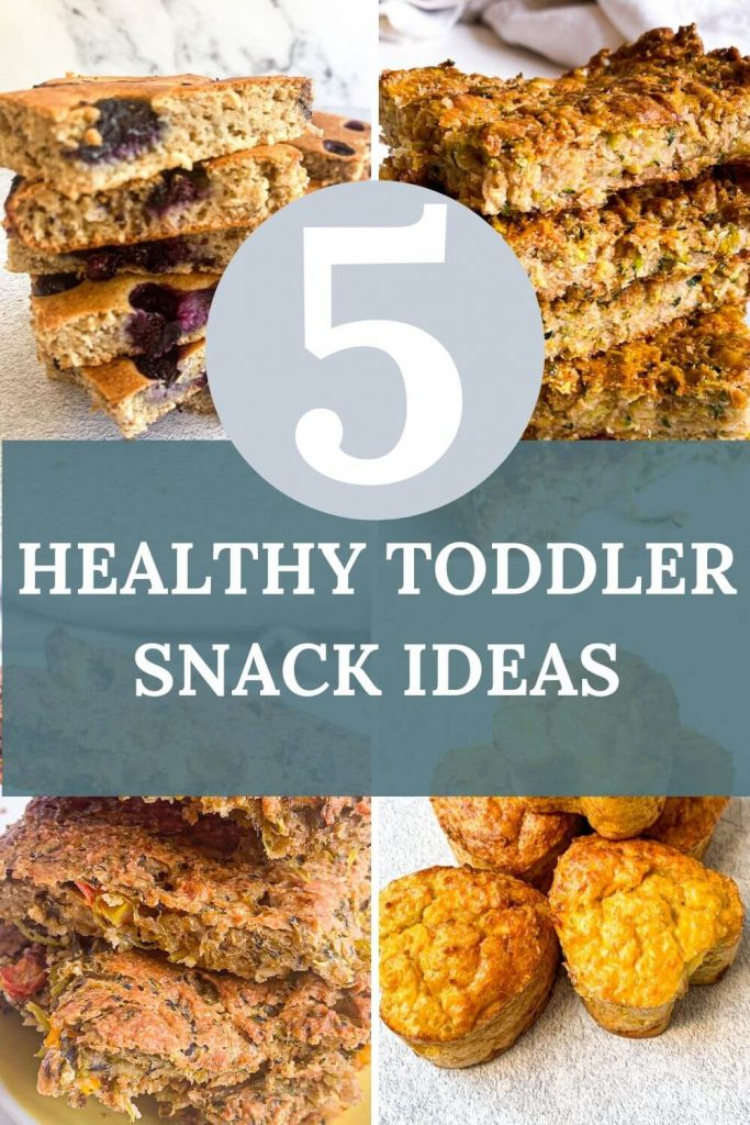 Blog 5 Healthy Toddler Snack Ideas 1