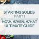 Starting Solids 1