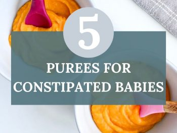baby food constipation