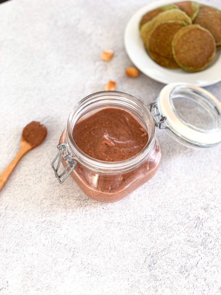 Healthy Homemade Nutella 4