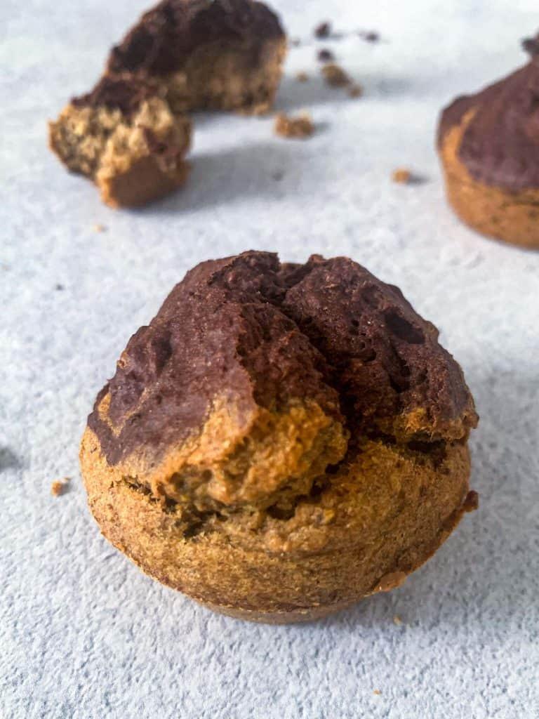 Maxs bday muffins