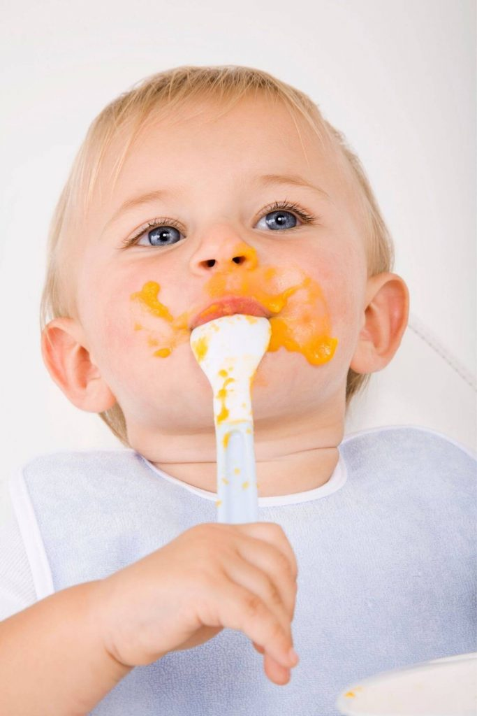 baby led weaning foods baby