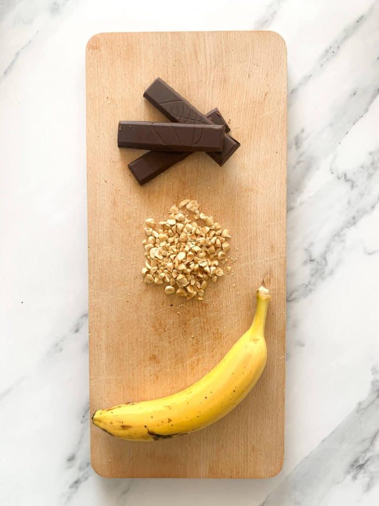 Dark Chocolate Banana Popsicles 8