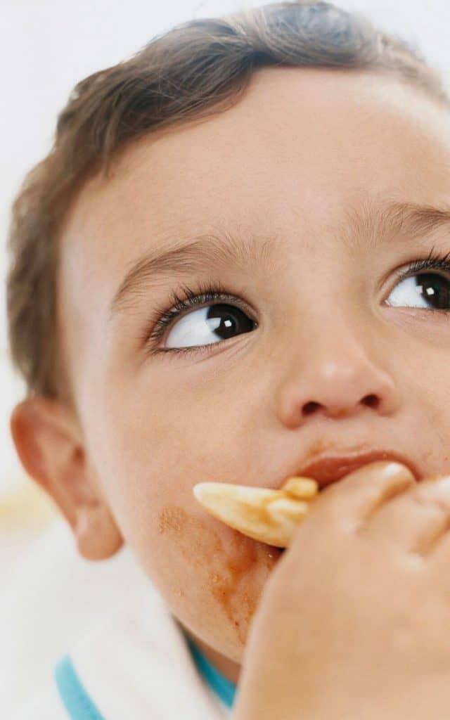 Toddler meal plan - toddler eating