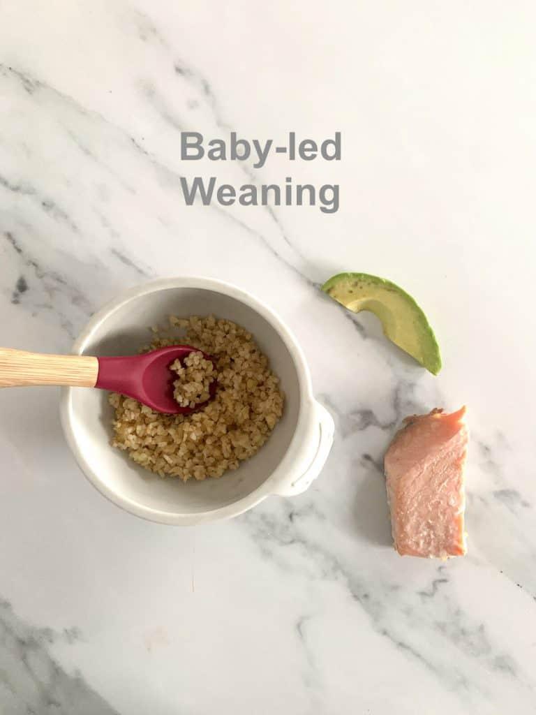 Baby-led weaning option