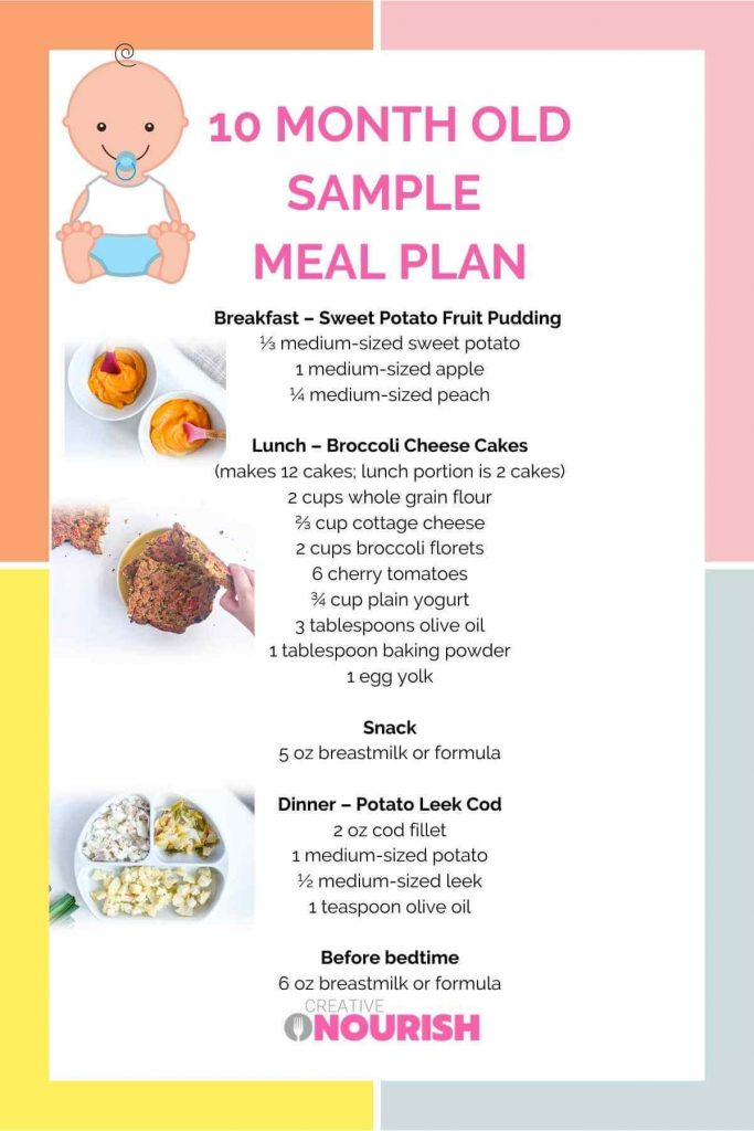 meal plan inforgraphic