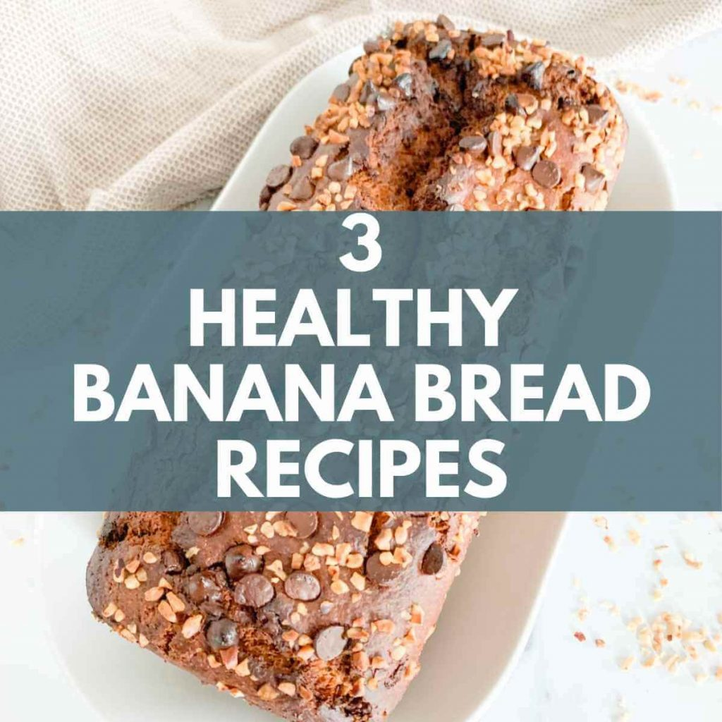 Banana Bread with post title